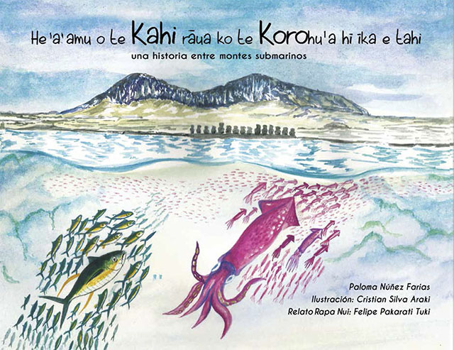 Cuento Infantil del Mar Kahi e Koro