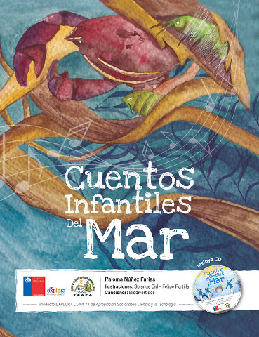 Cuentos Infantiles del Mar Chileno480